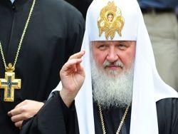 Патриарх Кирилл призывает россиян не поклоняться идолам