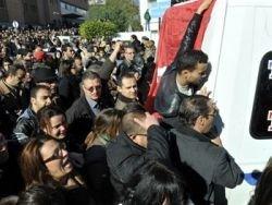 Тунис снова без туристов