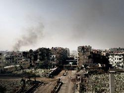 В Сирии идут бои за ключевую автостраду под Дамаском