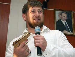 Кадыров очищает Чечню от колдунов и чародеев