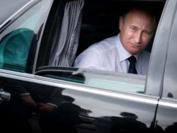 СМИ: под кортеж Путина планировалось подложить 150 кг тротила