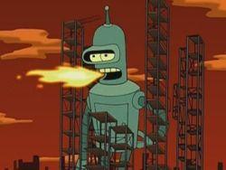 Создан силиконовый робот с двигателем внутреннего сгорания