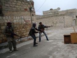 Повстанцы взяли под контроль крупнейшую в Сирии плотину