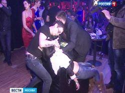В Москве официанты ночного клуба продавали посетителям наркотики