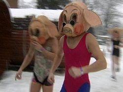 В Эстонии прошел грандиозный банный марафон