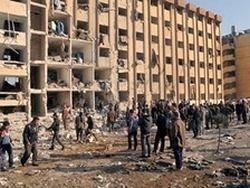 Взрыв на границе Сирии и Турции: 12 погибших, 28 ранены