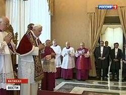 После отречения Бенедикт XVI уйдет в монастырь