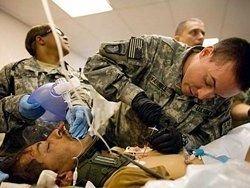 Военная медицина оказалась в состоянии клинической смерти