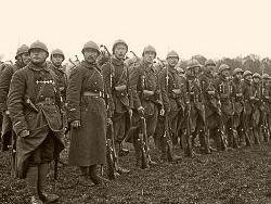 Сражались русские солдаты во франции