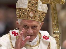 Уход усталого Папы