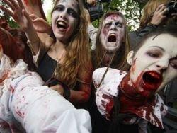 Американцев призвали спасаться от зомби