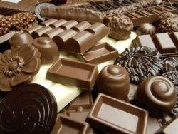 К Олимпиаде в Сочи выпускают специальные шоколадные конфеты