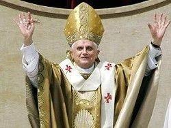 К отставке Папы Бенедикта XVI