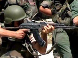 Сирийские войска выбили боевиков из района Джубар