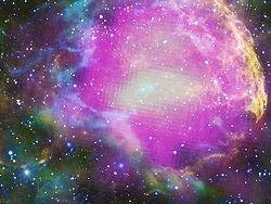 Новость на Newsland: Ученые объяснили природу космических лучей