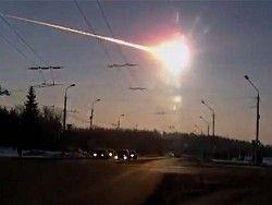 Что взорвалось над Челябинском?