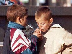 Новость на Newsland: Минздрав хочет проверять детей старше 10 лет на курение