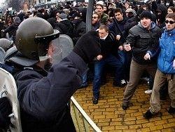 Болгария: многотысячные акции протеста