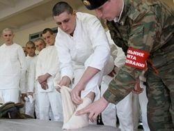 Новость на Newsland: В Минобороны посчитали нужное количество носков для солдата
