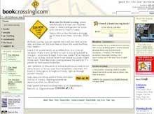 Bookcrossing.com - cоциальный проект для любителей книг