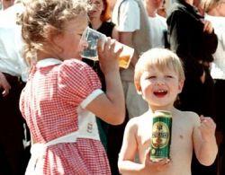 Россия растит детей-алкоголиков. Кто виноват?
