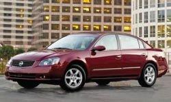 Nissan отзывает 650 000 Altima и Sentra