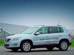 Volkswagen показал в Китае водородный Tiguan HyMotion