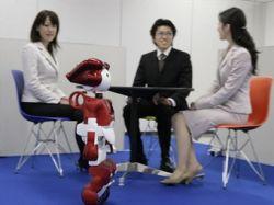 Hitachi создала робота-клерка