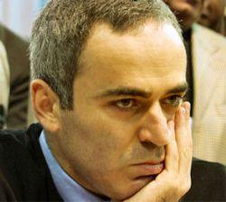 Гарри Каспаров заявил, что боится за свою жизнь и семью