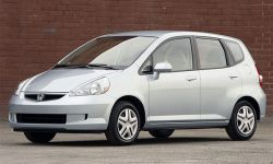 Honda Fit признана лучшим японским автомобилем года