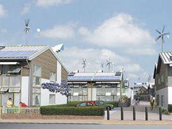 Британцы сомневаются в способности эко-городов решить проблему загрязнения атмосферы