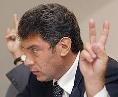 Борис Немцов - очередной кандидат в президенты
