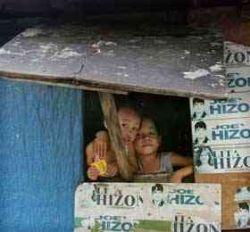 Мощные тайфуны зажимают Филиппины в тиски