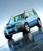 В 2009 году на российском рынке начнет продаваться новая модель Yeti компании Skoda