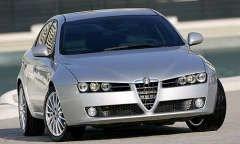 Красотка Alfa Romeo 159