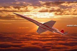 Aerion – первый частный сверхзвуковой самолет (видео)