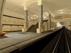 """Руководство московского метро считает \""""рядовой ситуацией\"""" отказ тормозов у поезда с пассажирами"""