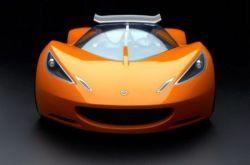 Новый концепт кар от компании Lotus (фото)