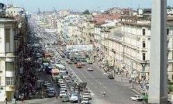 За 2007 год число автомобилей в Петербурге выросло вдвое