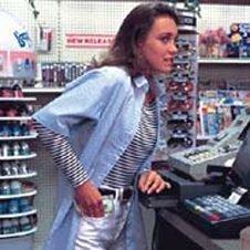 Воровство в магазинах - хобби для среднего класса