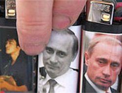 """Как используется бренд \""""Путин\"""": зажигалки, икра, футболки..."""