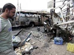 Жертвами терактов в Багдаде и Мосуле стали около 30 человек