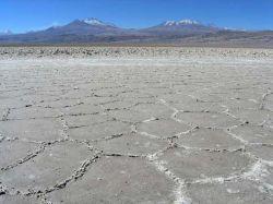 Пустыня Атакама – самое засушливое место на Земле (фото)