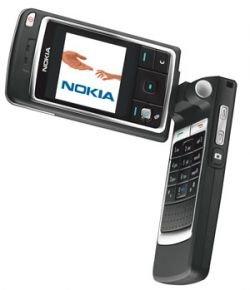 "Nokia интерпретирует телефон-\""раскладушку\"" по-новому"