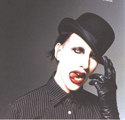 Мэрилин Мэнсон (Marilyn Manson) обвиняется в приобретении скелета ребенка и масок из человеческой кожи