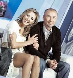 Татьяна Навка и Александр Жулин: Нет, мы не развелись. И не собираемся