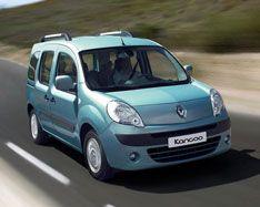 Вместительный Kangoо от Renault стал еще длинее