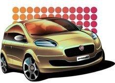 Компания Fiat работает над третьим поколением автомобиля Panda