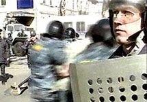 """Задержан организатор \""""Марша несогласных\"""" в Нижнем Новгороде  Илья Шамазов"""