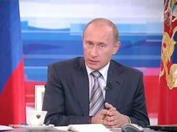 Верховный суд не стал снимать Владимира Путина с выборов